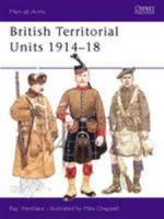 16004 - Westlake-Chappell, R.-M. - Men-at-Arms 245: British Territorial Units 1914-18