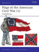 17143 - Katcher-Scollins, P.-R. - Men-at-Arms 252: Flags of the American Civil War (1) Confederate
