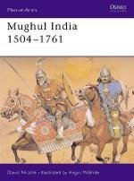 19016 - Nicolle-McBride, D.-A. - Men-at-Arms 263: Moghul India 1504-1761