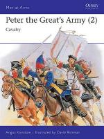 19643 - Konstam-Rickman, A.-D. - Men-at-Arms 264: Peter the Great's Army (2) Cavalry