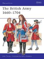 15968 - Tincey-Embleton, J.-G. - Men-at-Arms 267: British Army 1660-1704