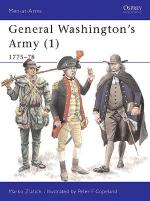 17336 - Zlatich-Copeland, M.-P. - Men-at-Arms 273: General Washington's Army (1) 1775-78