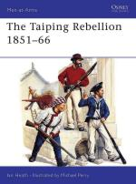 20778 - Heath-Perry, I.-M. - Men-at-Arms 275: Taiping Rebellion 1851-66