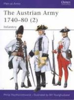15615 - Haythornthwaite-Younghusband, P.-B. - Men-at-Arms 276: Austrian Army 1740-80 (2) Infantry