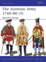 15616 - Haythornthwaite-Younghusband, P.-B. - Men-at-Arms 280: Austrian Army 1740-80 (3) Specialist Troops