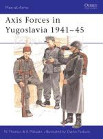 15643 - Thomas-Pavlovic, N.-D. - Men-at-Arms 282: Axis forces in Yugoslavia 1941-45