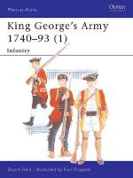 18334 - Reid-Chappell, S.-P. - Men-at-Arms 285: King George's Army 1740-93 (1) Infantry