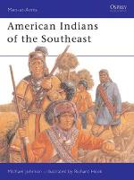 15324 - Johnson-Hook, M.-R. - Men-at-Arms 288: American Indians of the Southeast