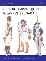 21449 - Zlatich-Younghusband, M.-B. - Men-at-Arms 290: General Washington's Army (2) 1779-83
