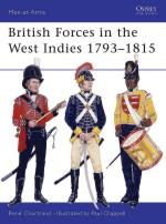 16007 - Chartrand-Chappell, R.-M. - Men-at-Arms 294: British Forces in the West Indies 1793-1815