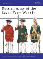 20105 - Konstam-Younghusband, A.-B. - Men-at-Arms 297: Russian Army of the Seven Years War (1)