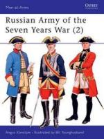 20106 - Konstam-Younghusband, A.-B. - Men-at-Arms 298: Russian Army of the Seven Years War (2)