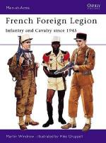 17270 - Windrow-Chappell, M.-M. - Men-at-Arms 300: French Foreign Legion since 1945