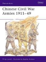16221 - Jowett-Andrew, P.-S. - Men-at-Arms 306: Chinese Civil War Armies 1911-49