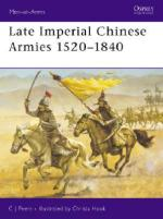 18420 - Peers-Hook, CJ-C. - Men-at-Arms 307: Late Imperial Chinese Armies 1520-1840