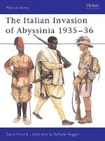 18214 - Nicolle-Ruggeri, D.-R. - Men-at-Arms 309: Italian Invasion of Abyssinia 1935-36