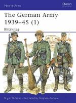 17394 - Thomas-Andrew, N.-S. - Men-at-Arms 311: German Army 1939-45 (1) Blitzkrieg