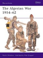 15239 - Windrow-Chappell, M.-M. - Men-at-Arms 312: Algerian War 1954-62