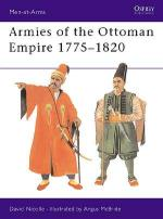 15494 - Nicolle-McBride, D.-A. - Men-at-Arms 314: Armies of the Ottoman Empire 1775-1820