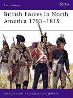 15973 - Chartrand-Embleton, R.-G. - Men-at-Arms 319: British Forces in North America 1793-1815