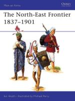 19263 - Heath-Perry, I.-M. - Men-at-Arms 324: North-East Frontier 1837-1901