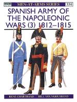 20417 - Chartrand-Younghusband, R.-B. - Men-at-Arms 334: Spanish Army of the Napoleonic Wars (3) 1812-1815