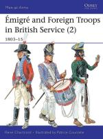 16830 - Chartrand-Courcelle, R.-P. - Men-at-Arms 335: Emigre' and Foreign Troops in British Service (2) 1803-15