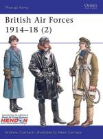 15964 - Cormack-Cormack, A.-P. - Men-at-Arms 351: British Air Forces 1914-18 (2)