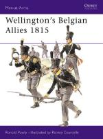 21654 - Pawly-Courcelle, R.-P. - Men-at-Arms 355: Wellington's Belgian Allies 1815