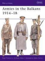 21587 - Thomas-Pavlovic, N.-D. - Men-at-Arms 356: Armies in the Balkans 1914-18