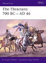 22016 - Webber-McBride, C.-A. - Men-at-Arms 360: Thracians 700BC - AD 46