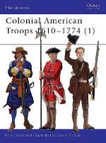 22522 - Chartrand-Rickman, R.-D. - Men-at-Arms 366: Colonial American Troops 1610-1774 (1)