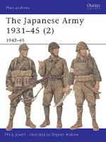 22609 - Jowett-Andrew, P.-S. - Men-at-Arms 369: Japanese Army 1931-45 (2) 1942-45