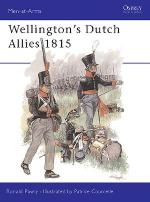 22630 - Pawly-Courcelle, R.-P. - Men-at-Arms 371: Wellington's Dutch Allies 1815