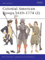 22525 - Chartrand-Rickman, R.-D. - Men-at-Arms 372: Colonial American Troops 1610-1774 (2)