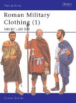 22595 - Sumner-Sumner, G.-G. - Men-at-Arms 374: Roman Military Clothing (1) 100 BC-AD 200