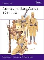23844 - Abbott-Ruggeri, P.-R. - Men-at-Arms 379: Armies In East Africa 1914-18