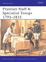 25634 - Hofschroer-Hook, P.-C. - Men-at-Arms 381: Prussian Staff and Specialist Troops 1791-1815