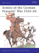 25598 - Miller-McBride, D.-A. - Men-at-Arms 384: Armies of the German Peasants' War 1524-26