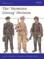 25380 - Williamson-Andrew, G.-S. - Men-at-Arms 385: Hermann Goering Division