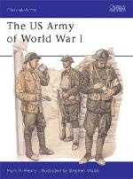 25484 - Henry-Walsh, M.-S. - Men-at-Arms 386: US Army 1917-19