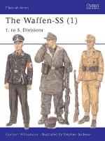 27029 - Williamson-Andrew, G.-S. - Men-at-Arms 401: Waffen-SS (1) 1. to 5. Divisions