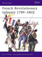 26758 - Crowdy-Courcelle, T.-P. - Men-at-Arms 403: French Revolutionary Infantry 1789-98