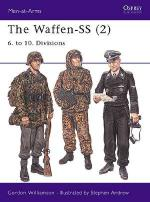27030 - Williamson-Andrew, G.-S. - Men-at-Arms 404: Waffen-SS (2) 6. to 10. Divisions