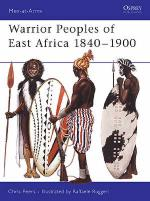 26992 - Peers-Ruggeri, C.-R. - Men-at-Arms 411: Warrior Peoples of East Africa 1840-1900