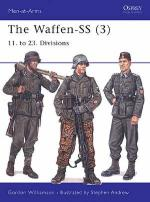 29930 - Williamson-Andrew, G.-S. - Men-at-Arms 415: Waffen-SS (3) 11. to 23. Divisions