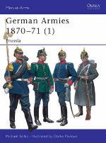29921 - Solka-Pavlovic, M.-D. - Men-at-Arms 416: German Armies 1870-71 (1)