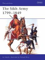 30567 - Heath-Perry, I.-M. - Men-at-Arms 421: Sikh Army 1799-1849