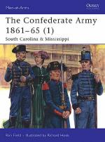 30559 - Field-Hook, R.-R. - Men-at-Arms 423: Confederate Army 1861-65 (1) South Carolina and Mississippi