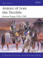 32046 - Nicolle-McBride, D.-A. - Men-at-Arms 427: Armies of Ivan the Terrible. Russian Troops 1505-1700